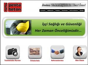 beton firması sitesi