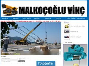 malkoçoğlu-vinç-vinç-web-sitesi